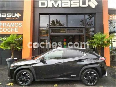 usado Lexus UX Ux250h F Sport Cuero 2wd 184 cv en Madrid