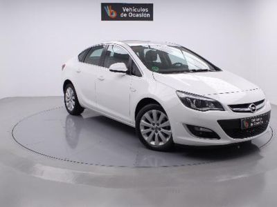used Opel Astra 1.4 TURBO EXCELLENCE AUTO 4P