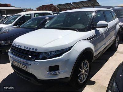 gebraucht Land Rover Range Rover evoque 2.2L TD4 Pure 4x4 Aut.