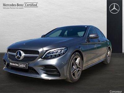 usado Mercedes 220 Clase C9G-Tronic