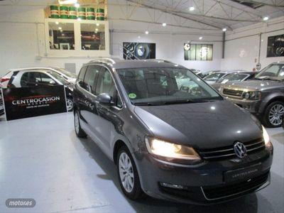 usado VW Sharan 2.0 TDI 140cv Sport
