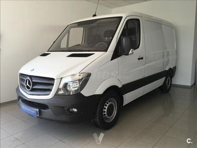 usado Mercedes Sprinter -15