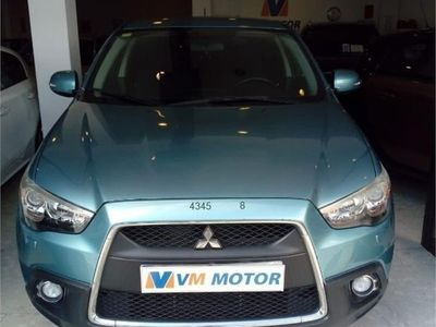 gebraucht Mitsubishi ASX 180 DID ClearTec Motion
