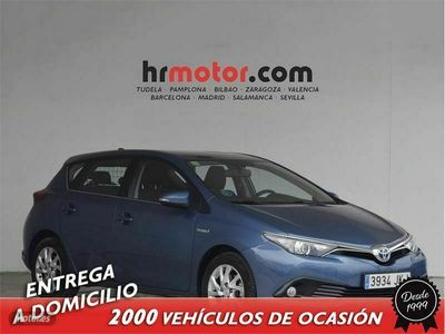 usado Toyota Auris Hybrid Feel!