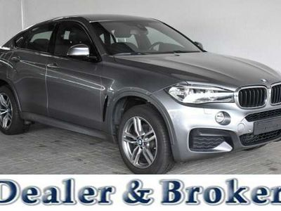 usado BMW X6 xD 30dA M PAKET A BAJO COSTE CON DTO CASHBACK
