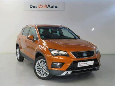 usado Seat Ateca 2.0 EcoTSI S&S Xcellence 4Drive DSG7