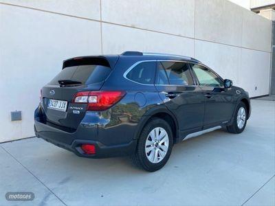 usado Subaru Outback 2.0 TD Executive Plus CVT Lineartron AWD