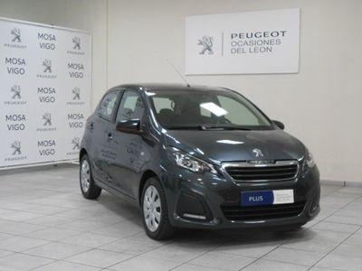 usado Peugeot 108 1.2 PureTech Active 82 CV (REVISADO, COMO NUEVO)