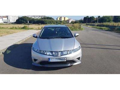 brugt Honda Civic 2.2i-CTDI Type S
