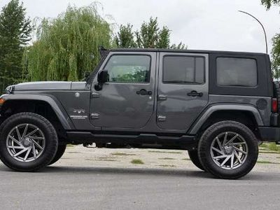 usado Jeep Wrangler Unlimited 3.6 Aut.