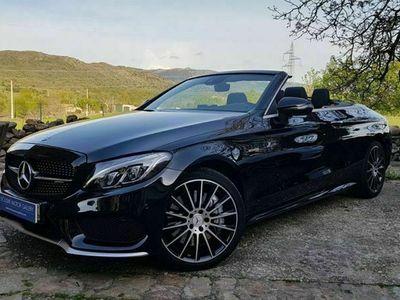 usado Mercedes C43 AMG Clase C Cabrio AMG4MATIC
