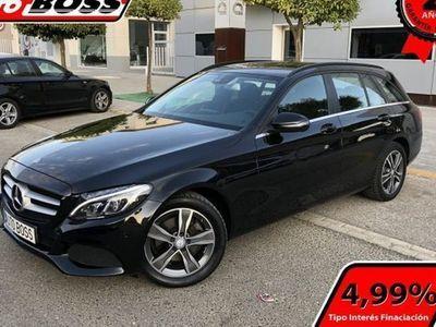 usado Mercedes 220 Clase C Estate7G Plus (4.75)