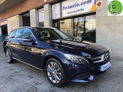 usado Mercedes C220 Clase CBlueTEC Avantgarde Estate