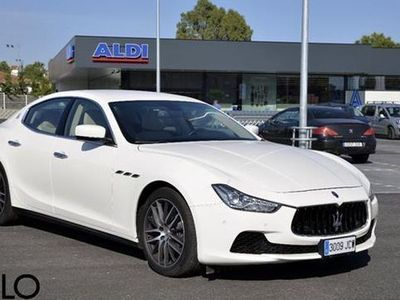 usado Maserati Ghibli 3.0 GASOLINA/BUSINESS PACK/ 330CV/ NACIONAL