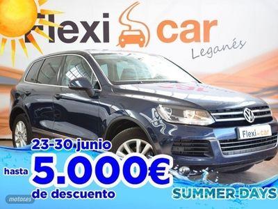 usado VW Touareg 3.0 V6 TDI 245 Tiptronic BlueMo, Segunda Mano, Madrid