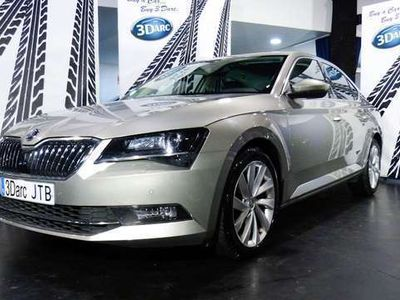 usado Skoda Superb 1.6TDI CR Ambition DSG 88kW