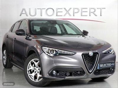 usado Alfa Romeo Stelvio 2.2 D TURBO SUPER AUTO RWD PRECIO PROMOCIONADO FIN