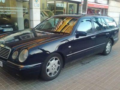 usado Mercedes 300 Clase E FamiliarTD