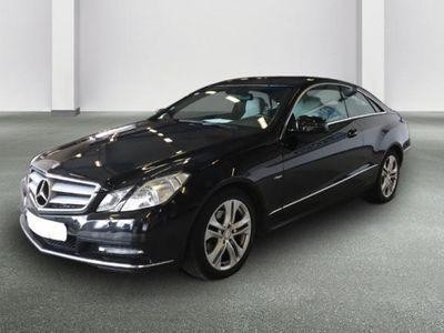 käytetty Mercedes E220 Coupé CDI BE