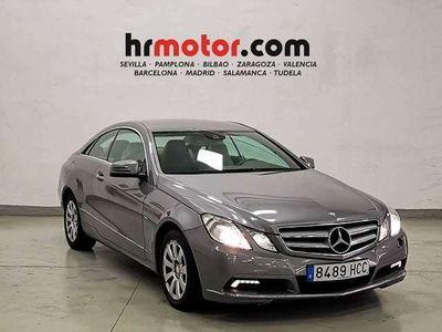 usado Mercedes E250 CDI Coupé BE Aut.