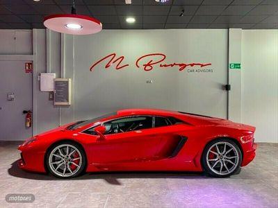 usado Lamborghini Aventador 6.5 V12 LP 7004