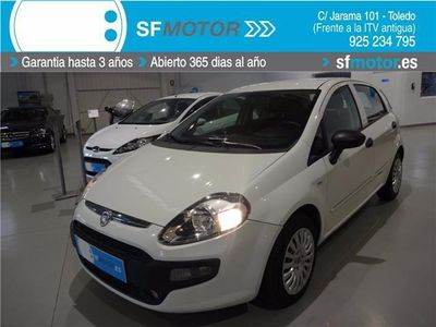 gebraucht Fiat Punto Evo 1.3Mjt Dynamic S