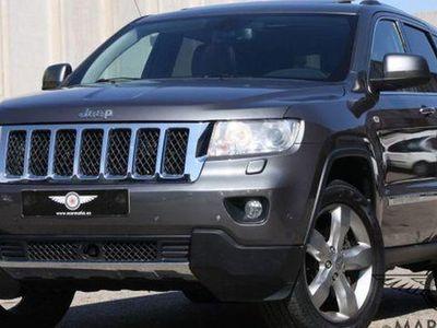 usado Jeep Grand Cherokee 3.0CRD Overland 241 Aut.