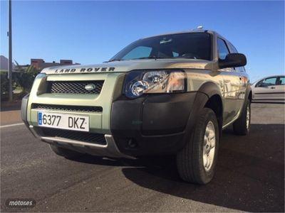 gebraucht Land Rover Freelander 2.0Td4 Baikal