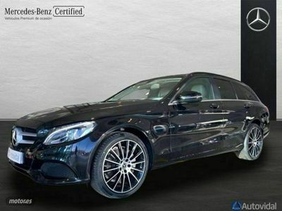 usado Mercedes E250 Clase C C Estate d 7G Plus