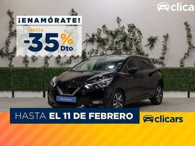usado Nissan Micra IG-T S&S N-Connecta 90