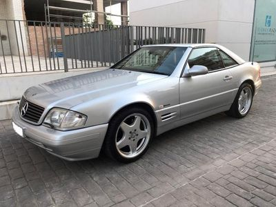 usado Mercedes SL320 ROADSTER -FINAL EDITION- UNICO!!