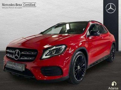 usado Mercedes GLA200 Clase Gla7g-dct 163 cv en Asturias