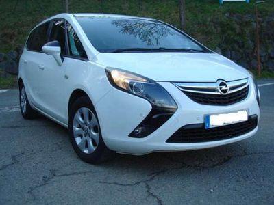 usado Opel Zafira 1.7CDTi Family 125