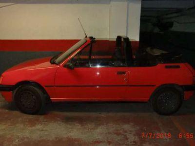 usado Peugeot 205 Cabriolet 1.4 CJ