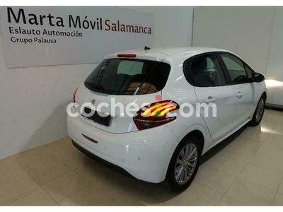 usado Peugeot 208 1.2 Puretech S&s Allure 100 100 cv en Salamanca