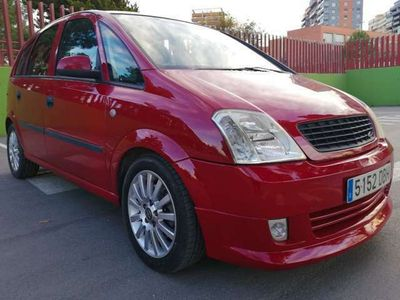 usado Opel Meriva 1.7CDTi Campaña