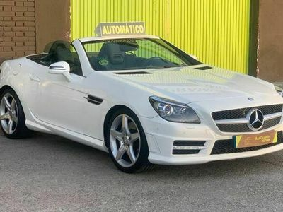 usado Mercedes SLK250 ClaseCDI BE AMG Line 7G Plus