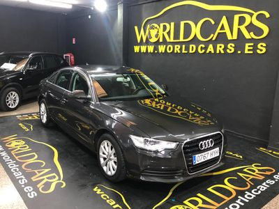 usado Audi A6 2.0TDI ultra S-Tronic 190 Advanced edition
