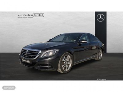 usado Mercedes S350 Clase S7G-Tronic