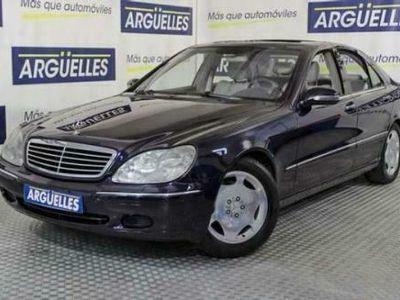 usado Mercedes S500 306cv Aut '02