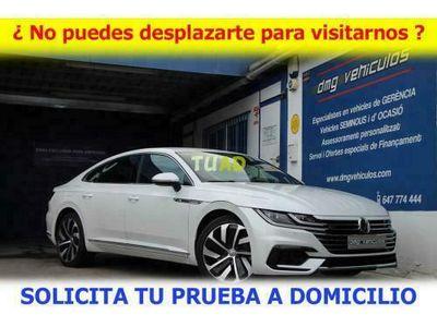 usado VW Arteon R-Line 2.0 TDI DSG Biturbo 4Motion 240Cv
