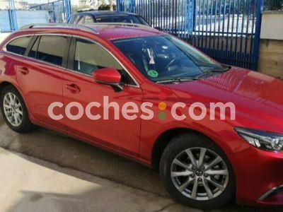 usado Mazda 6 W. 2.2de Style+ (navi) 110kw 150 cv en Rioja, La