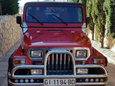 brugt Jeep Wrangler 4