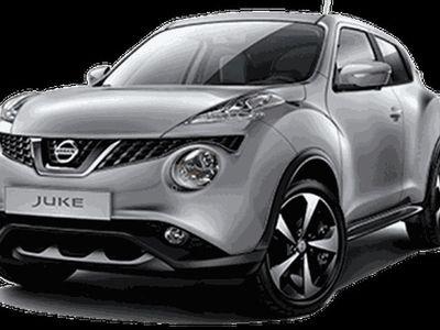 usado Nissan Juke N-Connecta 4x2 XTr