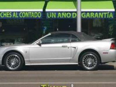 usado Ford Mustang Gasolina