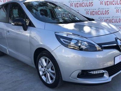 gebraucht Renault Scénic XMOD 1.5dCi eco2 Energy Bose