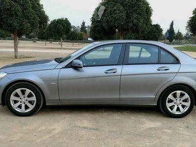 usado Mercedes C220 Clase CCDI Blue Efficiency Avantgarde -12