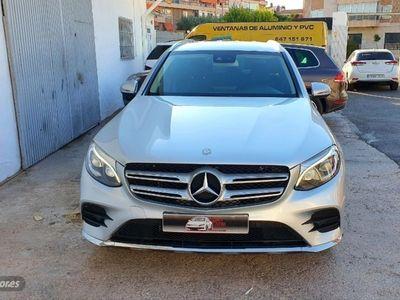usado Mercedes GLC220 GLCd 4MATIC AMG Line