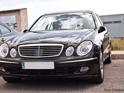 usado Mercedes E500 Aut.