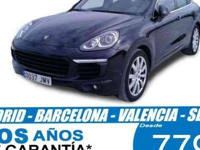 usado Porsche Cayenne Diesel Aut.